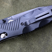 Benchmade Barrage Axis-assisted Black Tanto Black Body 583BK