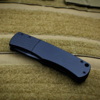 "Protech Magic ""Whiskers"" Out The Side (OTS) Auto CALIFORNIA LEGAL Hidden Bolster Release Knife Black Body Black 1.9"" Blade BR-1CA.7"