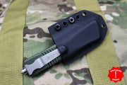 Combat Troodon Sheath with G Clip