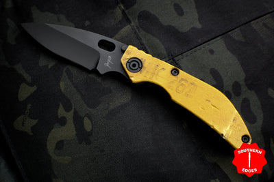 Duane Dwyer Custom Goods BBN-M Custom Folder Ordinance Crate MK262 Black Oxide Modified Recurve