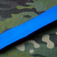 Heretic Manticore-X OTF Auto Blue Tanto Edge with Battleworn Bronze Blade H031-7A-BLUE