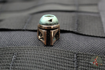 Harding Inc. Bounty Bead-Copper Green