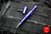 Hinderer Knives Extreme Duty Modular Pen - Aluminum- Polished Purple