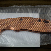 Hinderer Knives Textured Copper Scale for XM-18 3.5""