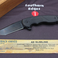 Hoback A8 Slimline DLC Black Blade and Body