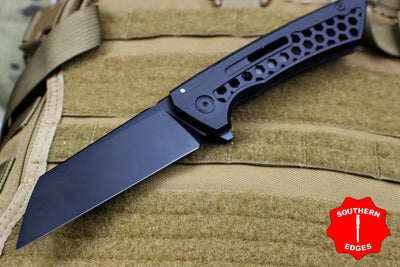 Hoback Snecx Buster DLC Titanium Handle and Blade
