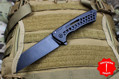Hoback Snecx Buster Fallout DLC Titanium Handle and Blade