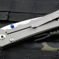 Chris Reeve Large Inkosi Plain Drop Point LIN-1000