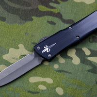 Marfione Custom Combat Troodon Double Edge DE Spike Grind DLC Two-Tone Apocalyptic Blade 342-MCK SPIKED DLCAPOC