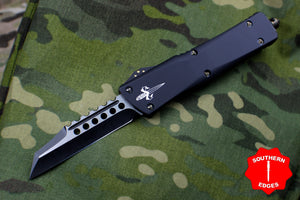 Marfione Custom Combat Warhound OTF with Two-Tone DLC Finish Serial Number 08 344-MCK TTDLC
