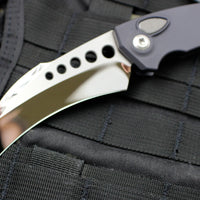 Marfione Custom HAWK Prototype with Mirror Blade and Bronzed HW