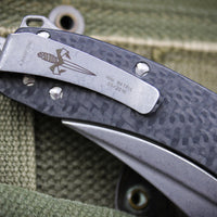 Consignment Marfione Custom Mini Matrix with Apocalyptic Blade Carbon Fiber