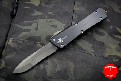 Marfione Custom Combat Troodon Recurve Compound Ground DLC Two-Tone Apocalyptic Finished Blade and DLC Ringed Hardware 342-MCK REC DLCTTAPOCDLC