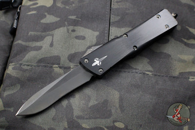 Marfione Custom Combat Troodon Recurve DLC Two-Tone Apocalyptic Finished Blade and DLC-Ringed Hardware