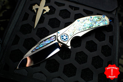 Marfione Custom Super Matrix - R Abalone Inlays Serial Number 02