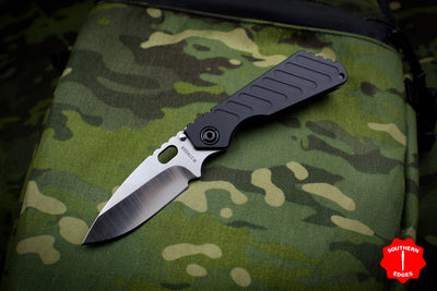 Strider Knives Fatty SnG Mis-Marked Blade Steel