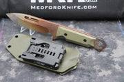Medford STA Scout Sniper LTRE Fixed Blade