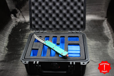 Pelican P-1150 EDC Knife Watch and Gear Case - Blue Interior