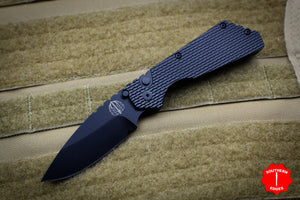 Protech Pro-Strider PT Black Handle with Super Grip and Black Blade 2307