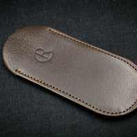 Chris Reeve Small Leather Slip