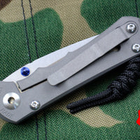 Chris Reeve Small Inkosi Plain Drop Point SIN-1000