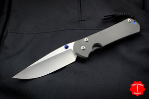 Chris Reeve Large Sebenza 31 Plain Drop Point L31-1000