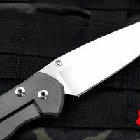 "Chris Reeve Large Sebenza 21 ""Join or Die"" Graphic Drop Point L21-1248"