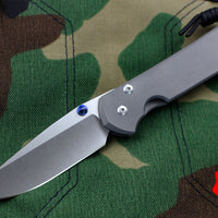 Chris Reeve Large Sebenza 21 Plain Drop Point L21-1000