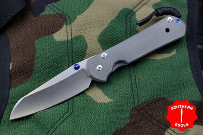 Chris Reeve Large Sebenza 21 Plain Insingo Edge L21-1008