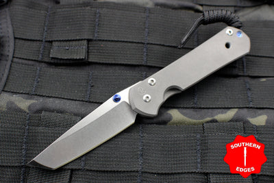 Chris Reeve Small Sebenza 21 Plain Tanto S21-1010