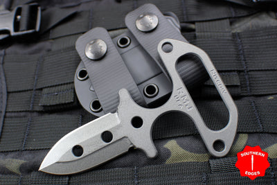 RMJ Tactical Dragonfly Double Edge EDC Push Dagger