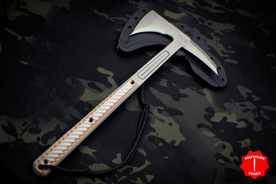 RMJ Tactical Kestrel Feather Tomahawk 13