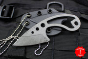 RMJ Tactical Origin Neck Knife