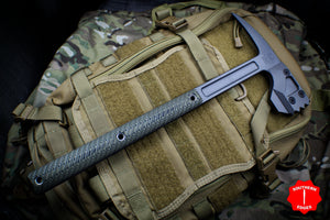"RMJ SNUGGLES 18"" Model Dirty Olive Handle - Need We Say More?"
