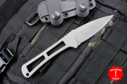 RMJ Utsidihi Fixed Knife Black