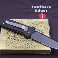 Socom D/A SE Vero Beach Black Part Serrated Edge 1998 Vintage