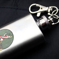 Southern Edges Mini Keychain 2 oz Flask