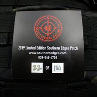"Southern Edges Limited Edition 2019 White 3"" Patch"