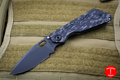 Strider Knives SnG 2019 GATHERING ATACS CAMO SPECIAL RELEASE