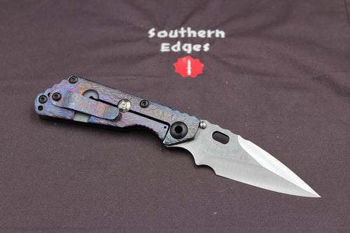 Mick Strider Custom SnG Folder Purple Ano Version 1