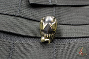 Harding Inc. Venom Bead-Brass & Black Two Tone