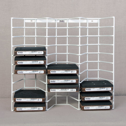 Wire Storage Rack - Holds 30 Large, Small, Mini or Series 2 Dies