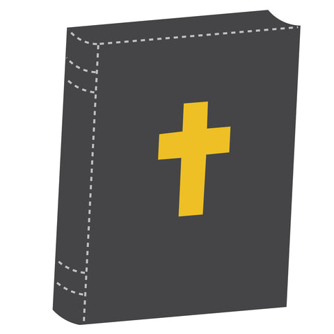 Bible w/Cross