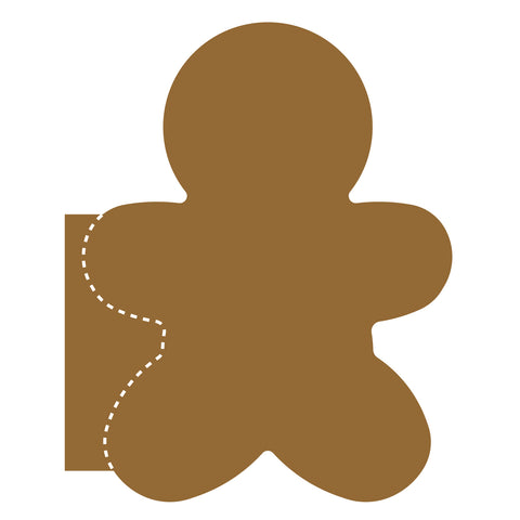 Book-Gingerbread Man