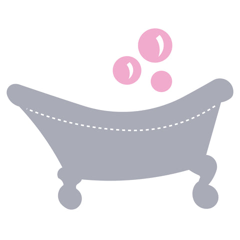 Bathtub & Bubbles #1