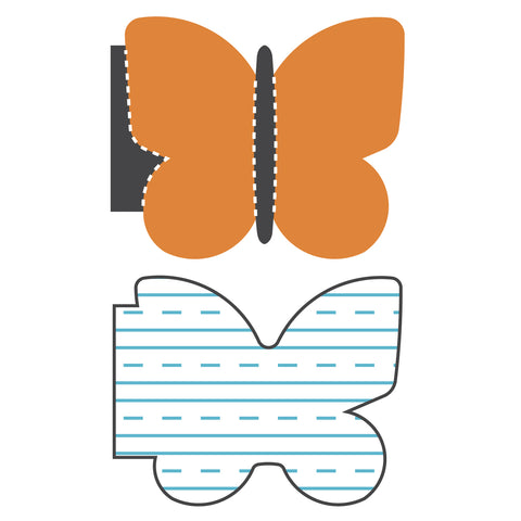 Book-Butterfly