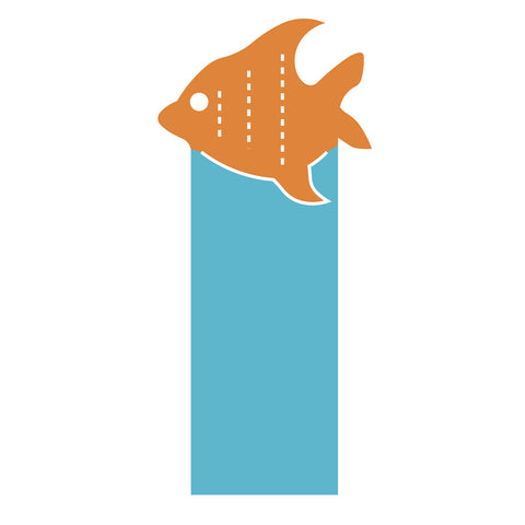 Bookmark-Fish