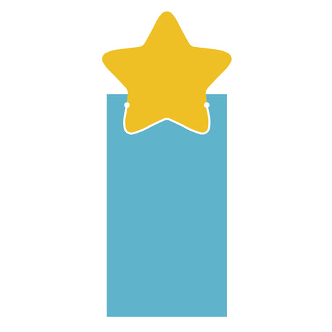 Bookmark-Star #2