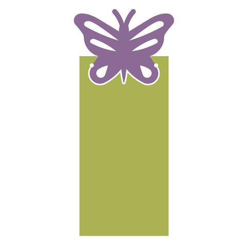 Bookmark-Butterfly #2