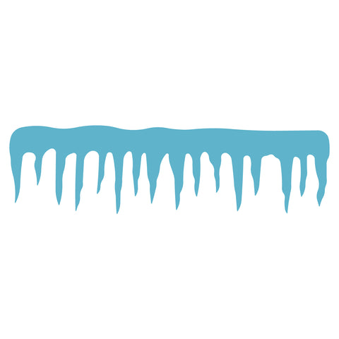 Border-Top-Icicles-10 1/2""
